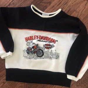 Harley-Davidson sweater
